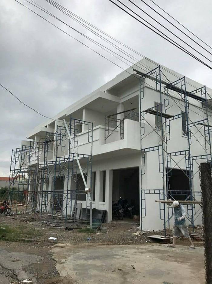 Nhà Thủ Đầu Môt, 1 trệt 1 lầu xây mới, giá chỉ 1,6 tỷ/căn, có hỗ trợ trả góp