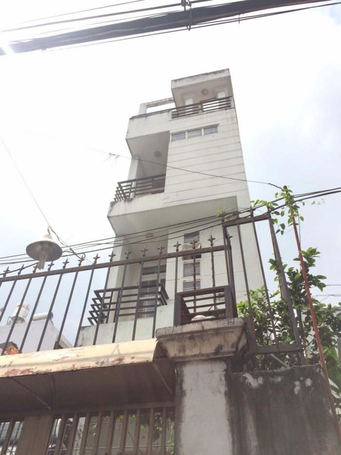 Bán Nhà Bùi Đình Túy, Dt 60m2