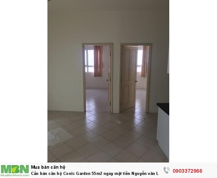 Cần bán căn hộ Conic Garden 55m2 ngay mặt tiền Nguyễn văn Linh