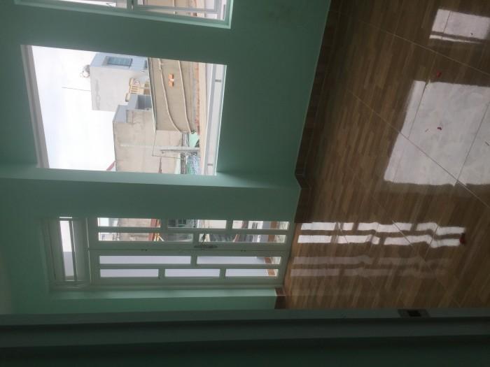 Nhà phố 1T 1L 2WC ngay chợ Bình Thành, đất thổ cư, sổ hồng đầy đủ