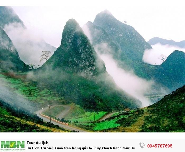 Hà Giang - Cảnh núi non hùng vĩ