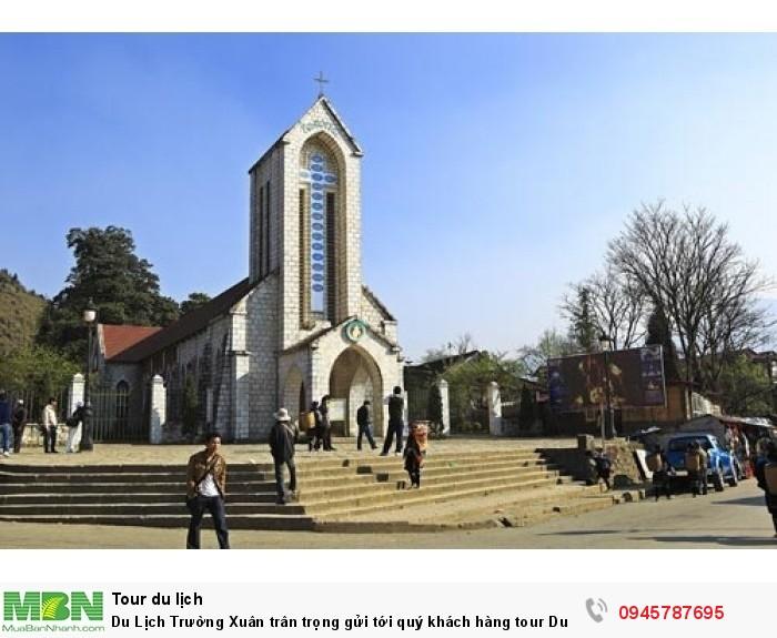 Nhà thờ đá - Sapa
