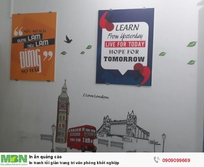 Các mẫu tranh phẳng, tranh in khẩu hiệu, câu nói hay khơi dậy động lực làm việ...