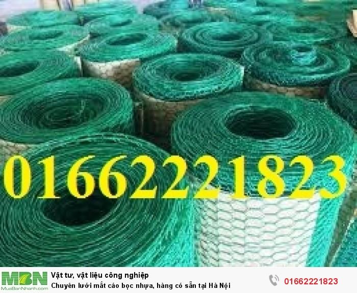 Chuyên lưới mắt cáo bọc nhựa, hàng có sẵn tại Hà Nội1