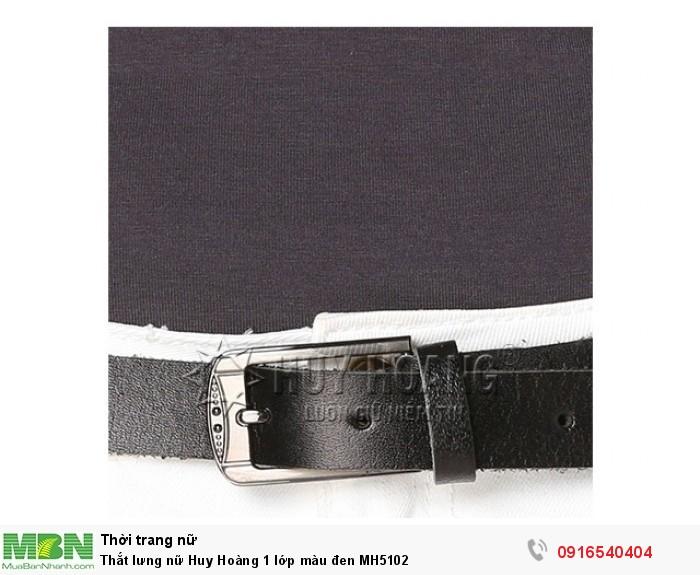 - Một chiếc Thắt lưng nữ Huy Hoàng sẽ góp phần tạo nên cá tính, phong cách cũng như khẳng định khiếu thẩm mỹ của bạn.4
