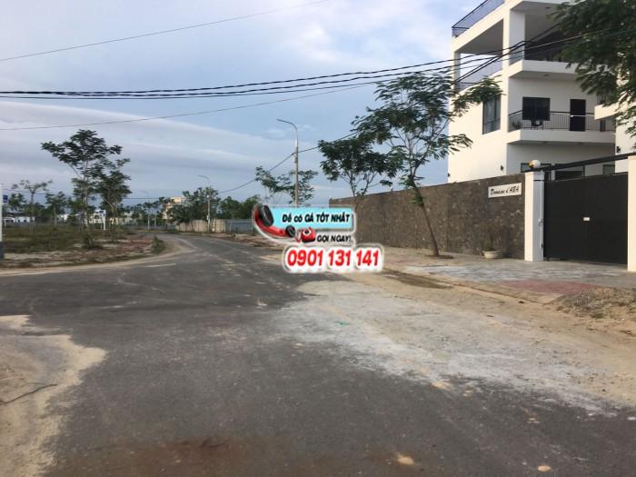 Mở bán 30 lô, mặt tiền, đường 7,5 lề 5m. Gần khu đô thị FPT Đà Nẵng