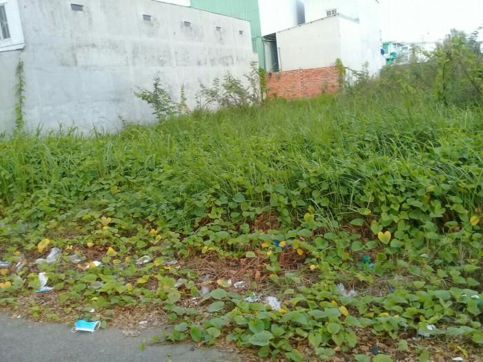Bán đất Nhà Bè trục đường Nguyễn Văn Tạo