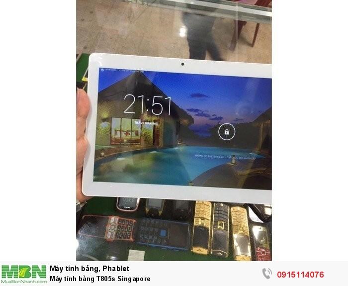 Máy tính bảng T805s Singapore4