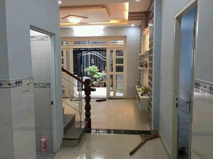 Nhà 1 tấm xây chắc chắn, 120m2 nằm gần chợ Vĩnh Lộc-Hương lộ 80