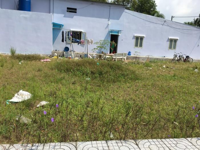 Cần bán đất thổ cư chính chủ mặt tiền Đường Phan Văn Mãng giá 340Tr