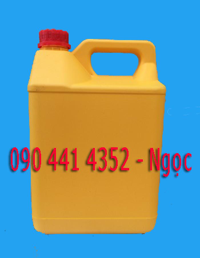 Can nhựa 1-5 lít. Sản xuất và bán can nhựa giá rẻ tphcm