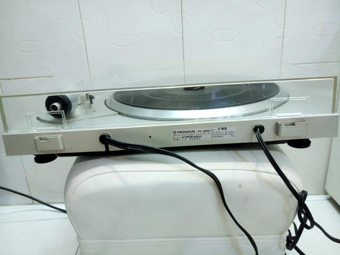 Đầu đĩa thanh Pioneer PL-260 hàng bãi4