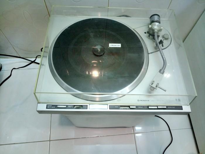 Đầu đĩa thanh Pioneer PL-260 hàng bãi0