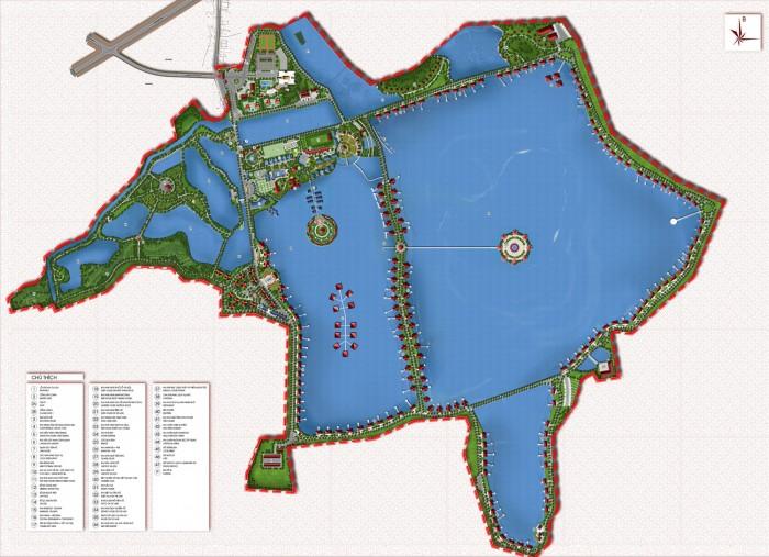 Bán gấp Biệt thự nghỉ dưỡng Vườn Vua Resort & Villas