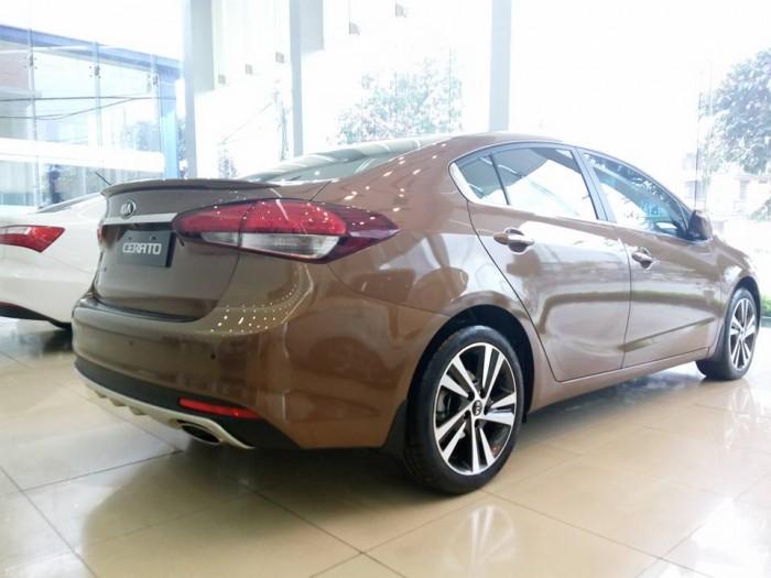 Kia K3 1.6 MT (Số sàn) đủ màu hỗ trợ trả góp 80% giá trị xe, giao xe ngay . 4