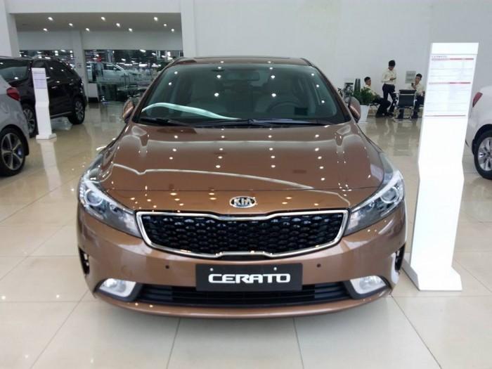 Kia K3 1.6 MT (Số sàn) đủ màu hỗ trợ trả góp 80% giá trị xe, giao xe ngay . 3