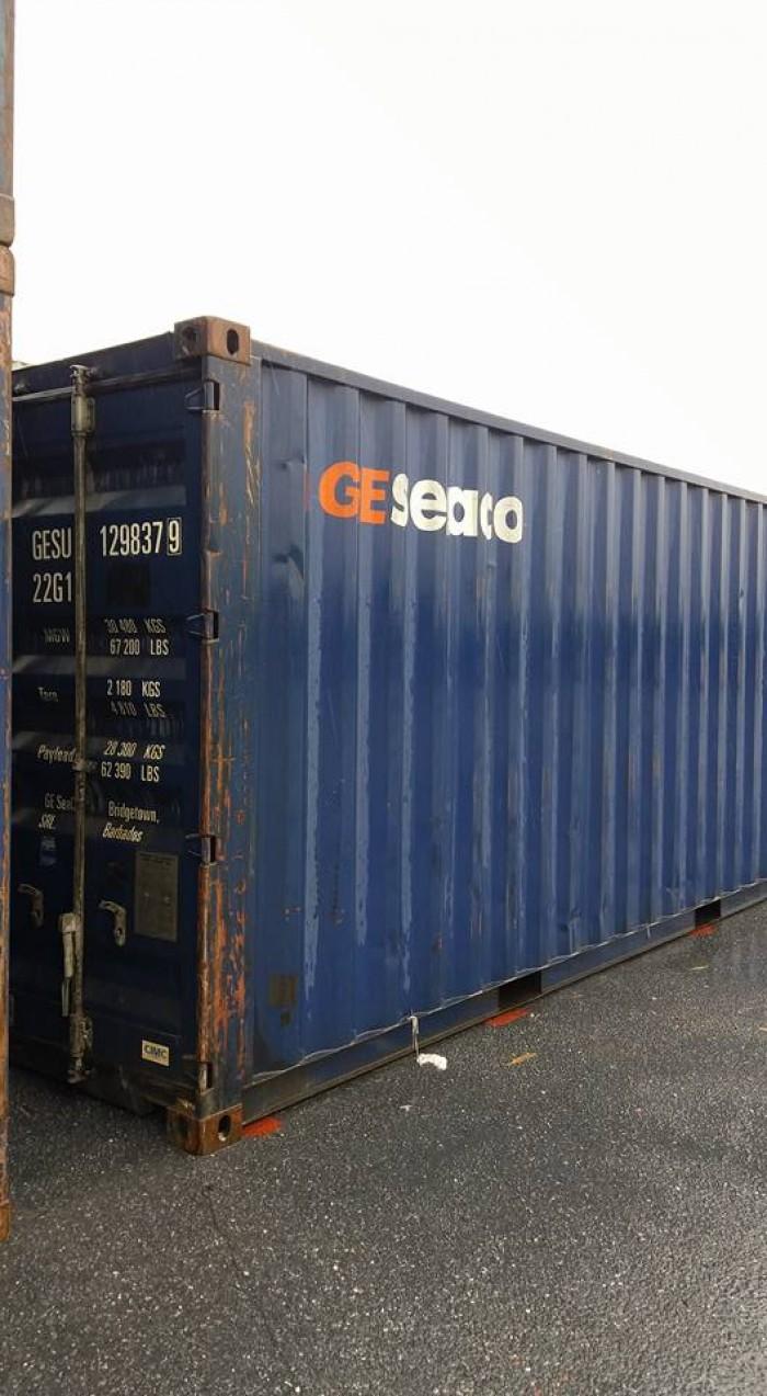 Container các loại