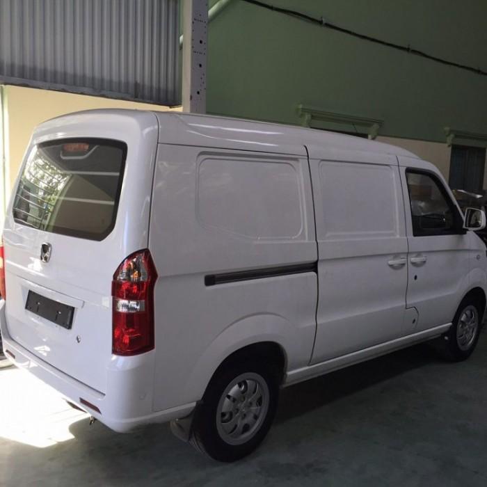 Xe Bán Tải 2 Chỗ Kenbo 950kg Vào Thành Phố