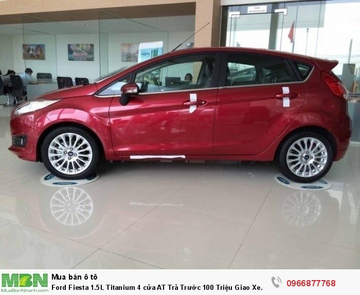 Ford Fiesta 1.5L Titanium 4 cửa AT Trả Trước 100 Triệu Giao Xe Ngay 2