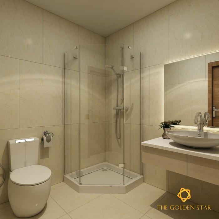 Cần bán căn hộ Golden Star, 56.60m2, (giá đã bao gồm thuế phí), tặng ML 35tr, PQL