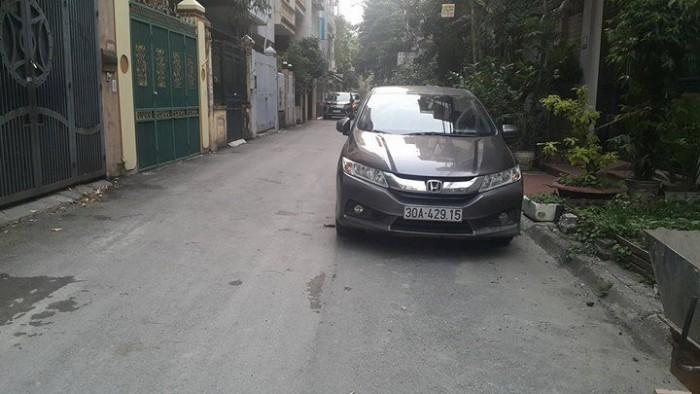 Bán đất thổ cư mặt ngõ ô tô tại đường Phương Canh, phường Xuân Phương
