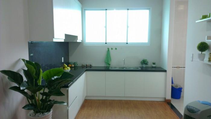 Cho thuê căn hộ chung cư Bình Đông Xanh, Q.8. 95m2 , 3pn