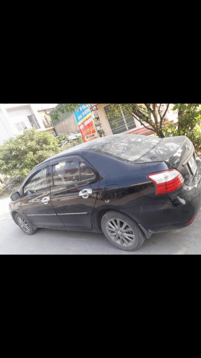 Toyota vios 1.5E 2013