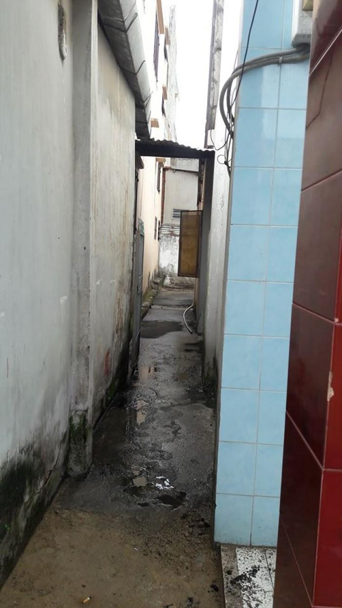 Chính chủ cần bán căn nhà ở Bình Trương Đông, quận 2, hẽm 6m