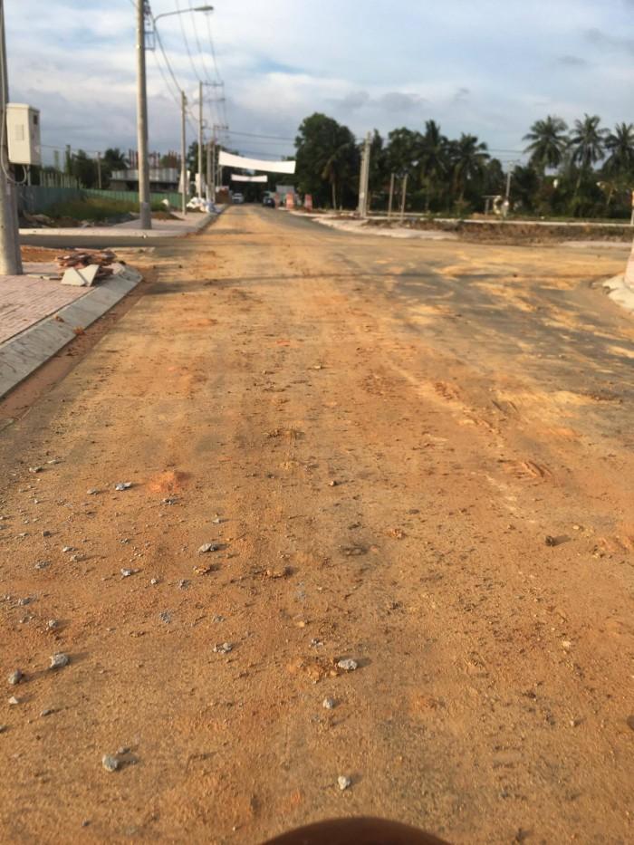 Lô đất Bình Trưng Đông gần ngay mặt tiền Nguyễn Duy Trinh