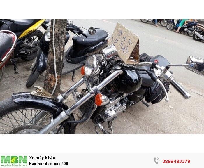 Xe máy điện, xe máy khác Steed sản xuất năm 1994