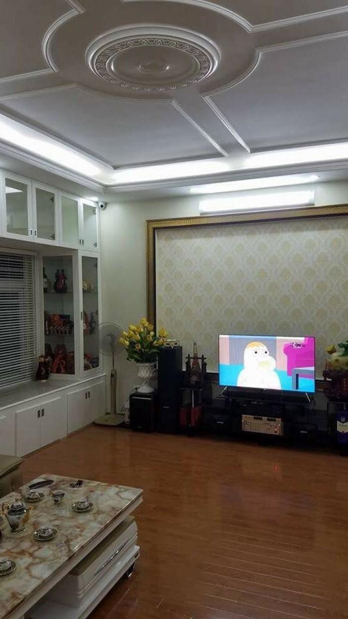 Chính chủ bán gấp nhà mặt phố Trần Duy Hưng, dt 95m2, 7 tầng