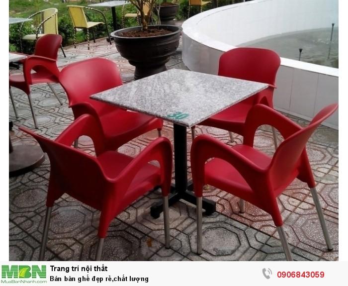 Bán bàn ghế đẹp rẻ,chất lượng2