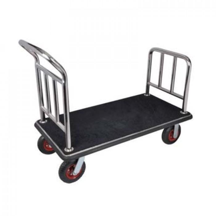 Xe dọn phòng, xe đẩy hành lý, xe don đồ dơ khách sạn