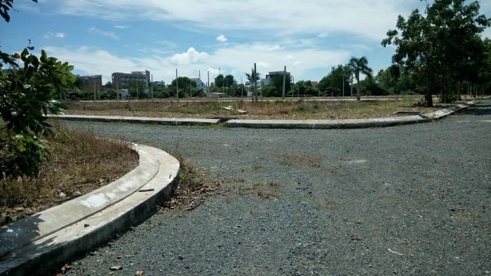 Bán đất mặt tiền đường Cách Mạng Tháng 8, phường Long Toàn, TP Bà Rịa