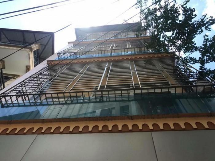 Chính chủ bán nhà ngõ ô tô phố Vương Thừa Vũ, quận Thanh Xuân 60m2, 4 tầng, giá 8,9 tỷ.