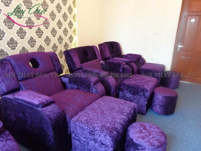 ghế massage chân, massage foot.