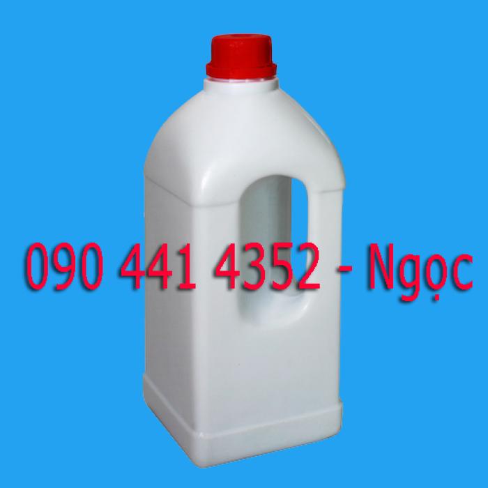 Chuyên can nhựa 1 lít, 2 lít, 4 lít, 5 lít, 10 lít. Can nhựa giá rẻ tphcm, can nhựa chất lượng số 1 Việt Nam