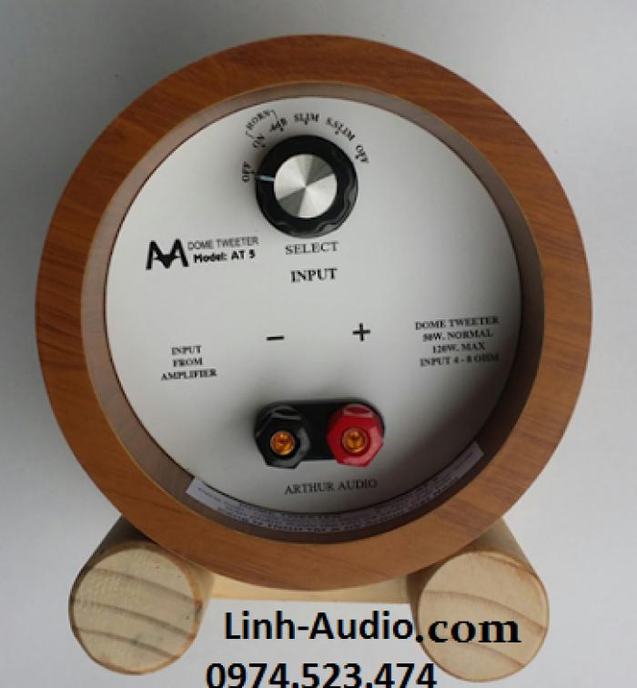Loa siêu tép rời arthur âm thanh cực hay, gắn thêm cho giàn âm thanh nghe nhạc