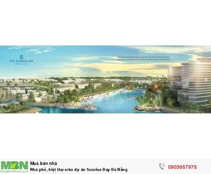 Nhà phố, biệt thự siêu dự án Sunrise Bay Đà Nẵng