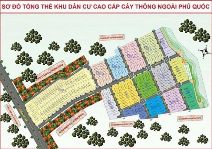 Dự án KDC Ocean Land 7, nền đất tuyệt đẹp tại Phú Quốc