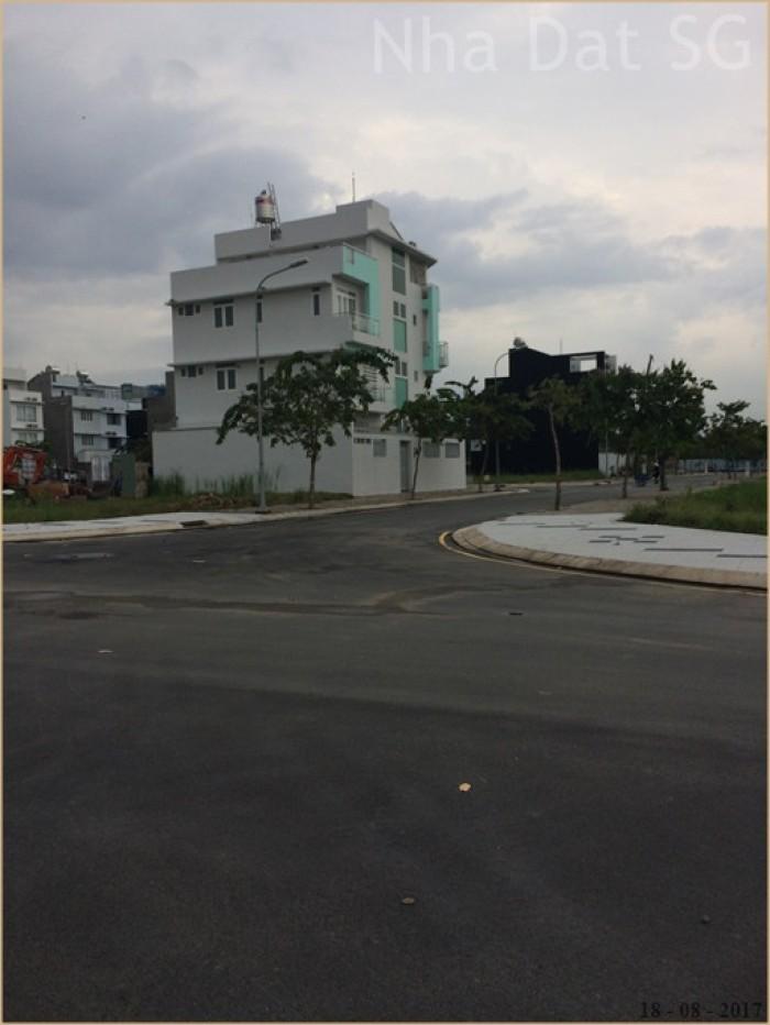 Đất nền mặt tiền đường Nguyễn Thi Định, Q2, TPHCM