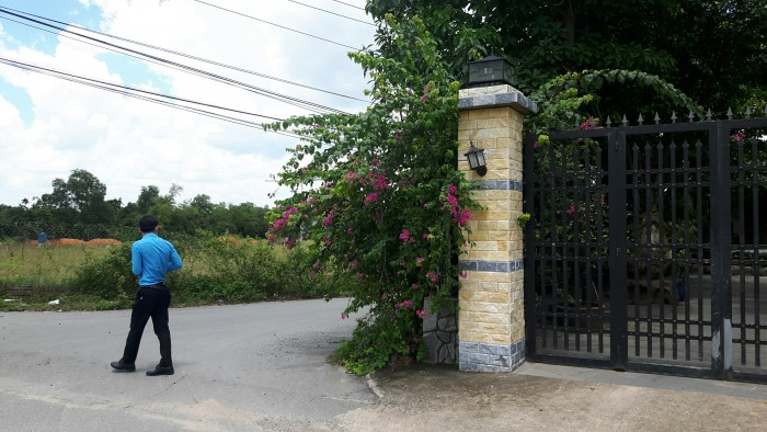 Bán lô đất chính chủ ngay UBND phường Tân Bình, mặt tiền đường kinh doanh 18m.