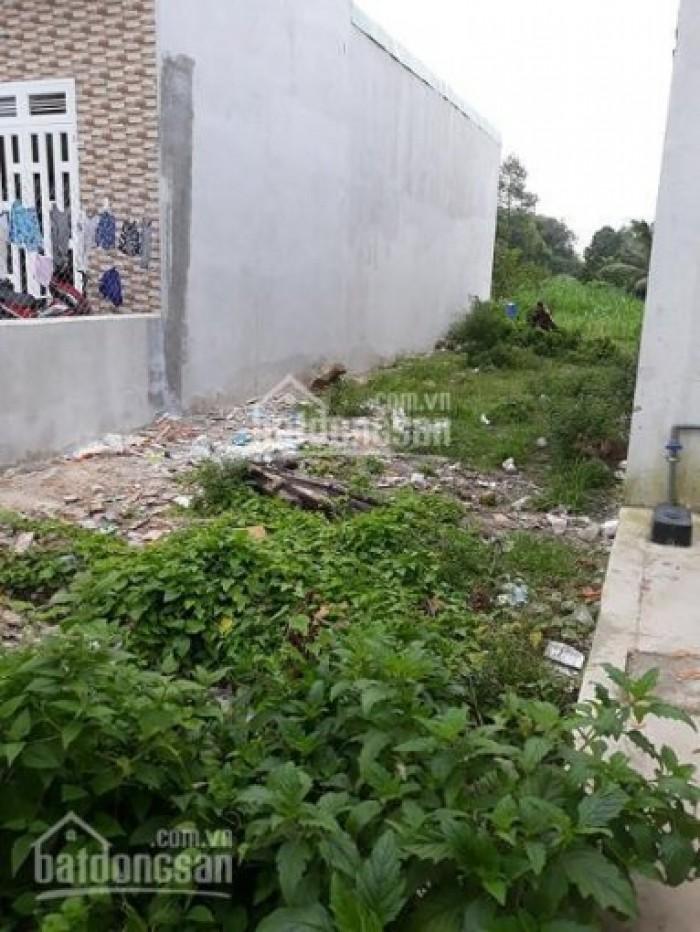 Bán đất mặt tiền đường nhựa giá rẻ, gần UBND xã Tân Thông Hội, 4 x 22m