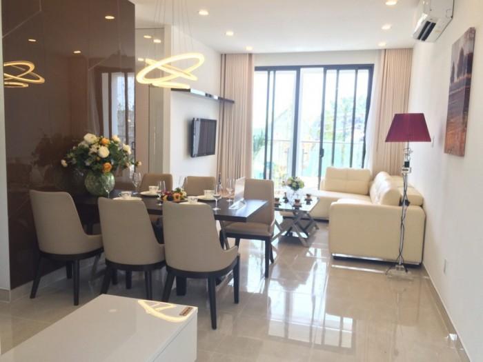 Bán căn hộ Centana Thủ Thiêm suất nội bộ, căn góc, tầng 22, giá tốt Quận 2