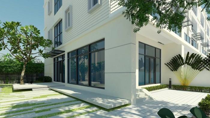 Mua nhà vườn Thanh Xuân 5 tầng x 147m2 chỉ 13.7 tỷ làm văn phòng, cho thuê nhận ngay Mercedes
