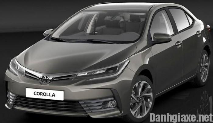 Corolla Altis 1.8 E số tự động giá cả cạnh tranh hỗ trợ trả góp lên tới 80%