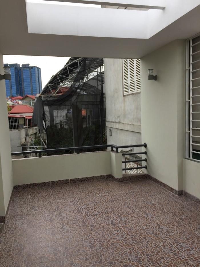 Bán nhà ngõ 98 Nguyễn Ngọc Nại, Khương Mai, ô tô đỗ cửa, 42m2, 5 tầng mới