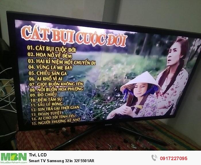 Smart TV Samsung 32in 32F5501AR0
