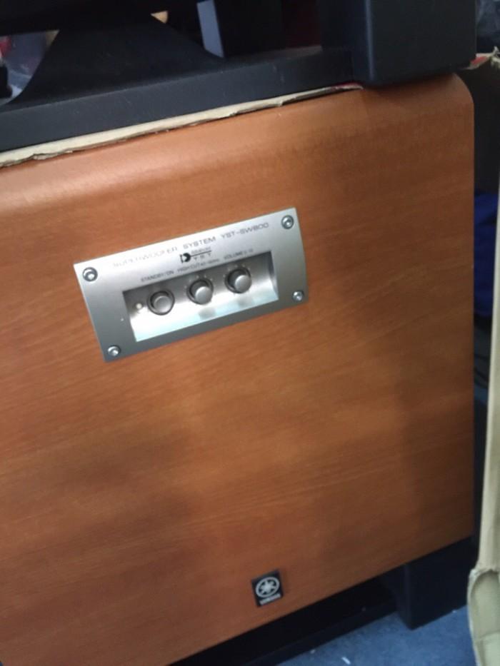 Chuyên bán Sub Yamaha SW 800 Hàng bãi