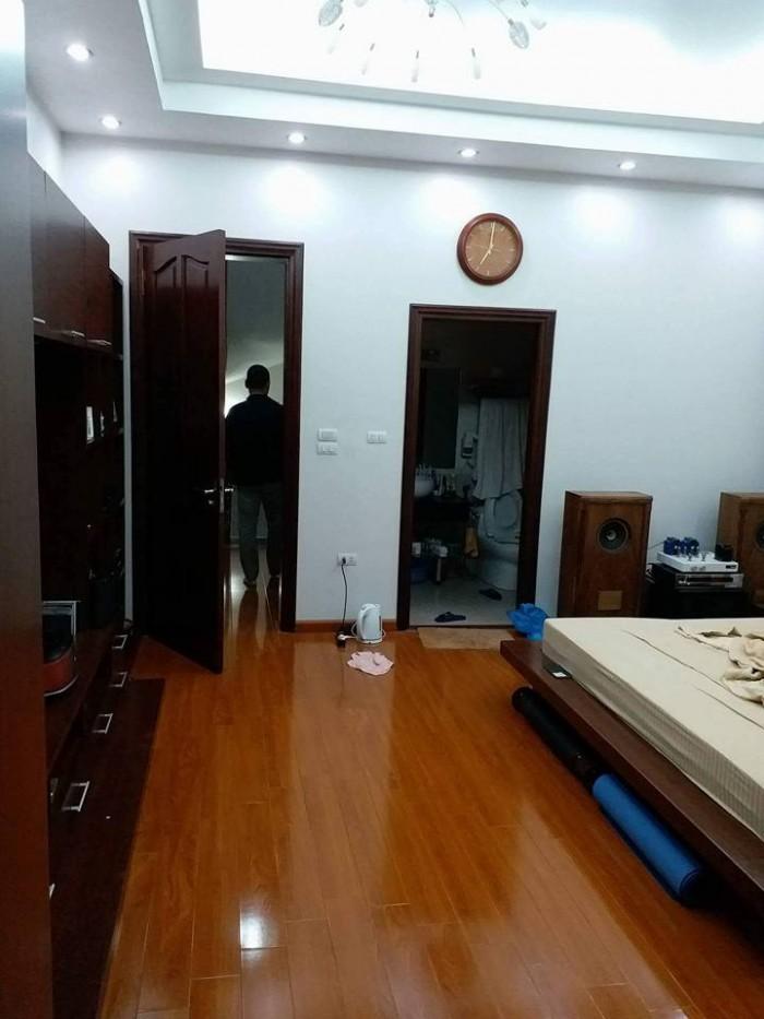 Phân lô Trần Đại Nghĩa 80m2, mặt tiền 5m, kinh doanh, gara, ô tô tránh